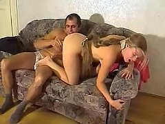 Amateur, Blondine, Dildo, Ficken
