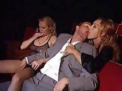 Blowjob, Cumshot, Italian, Pornstar