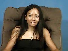 Asian, Handjob, Pornstar