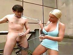 Male masturbation in shower teacher