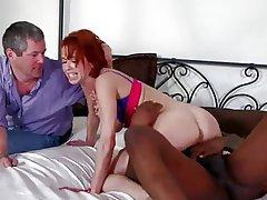 Eat cum off pussy