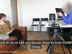 Blowjob, Amateur, Casting