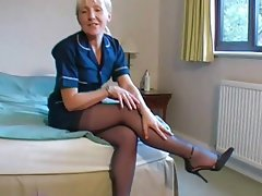 Watch most popular (TOP ) FREE X-rated videos on nylon british online. Featured british British Granny Georgie Nylons Fucks Herself With A Dildo 6: