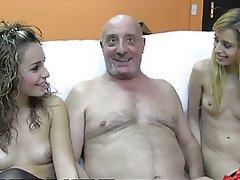 Vecchio e giovani, Spagnoli