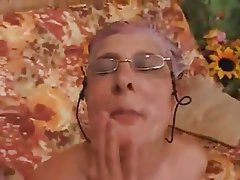 Blowjob, Facial, Granny, Old and Young