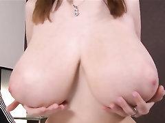 Babe, Big Tits, Ebony, Blowjob
