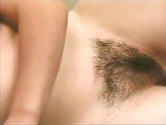 Anal, Masturbation, Brunette, Hairy