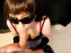 Blowjob, Brille, POV, Amateur