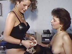 Hairy, Lesbian, Vintage