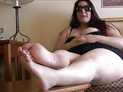 Hairy chubby women clips