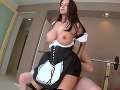 Join. blonde maid fucking apologise