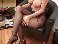 Blondine, Grosse Boobs, MILF, Softcore