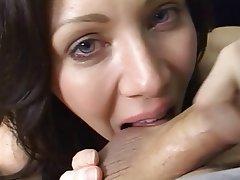 Výstřik, Sperma v obličeji, POV, MILF