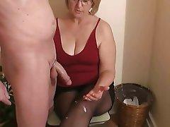 Slut load dick