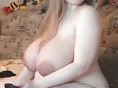 BBW, Big Boobs, Webcam