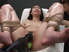 Asiaté, Orgasmus