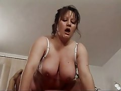 BBW, Big Boobs, Blowjob, Mature
