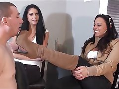 brilliant femdom cockold humiliation tgp simply does not