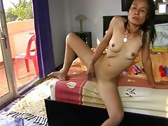 Amateur, Asian, Masturbation, Mature