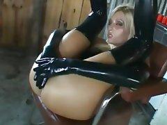 Anal, BDSM, Blonde
