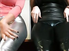 Big Butts, British, Brunette, Femdom
