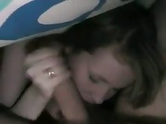 Amateur, Babysitterin, Blondine, Blowjob