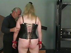 Granny slave porn