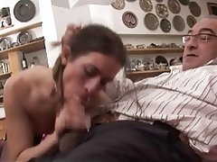 Close Up, Cumshot, Italian, Old and Young