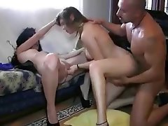 Anal, Spanish, Threesome