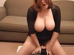 Amateur, Masturbation, Redhead