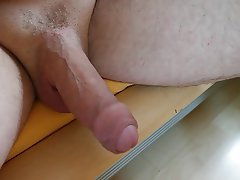 Cumshot, German, Masturbation, Orgasm