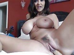 Big Boobs, MILF, Squirt, Webcam