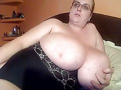 BBW, Grosse Boobs, Netznocken