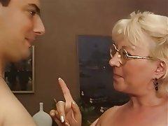 Anal seks, Olgun kadınlar, Italyan