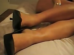 Amateur, Foot Fetish, Handjob