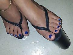 Amateur, Asiatisch, Fuß Fetisch, Japanisch
