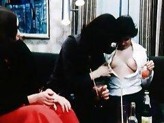 Sexo en Grupo, Peludas, Lesbianas, Vintage
