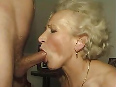 Granny, Mature, Old and Young, Stockings