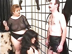 BDSM, Femdom, German, Vintage