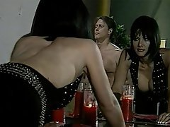 BDSM, Brunette, Femdom, MILF