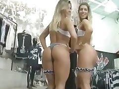 Krása, Brazílie, Spodní prádlo