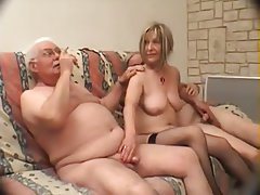 Mature swinger tube