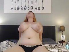 BBW, Big Boobs, Big Butts, Redhead