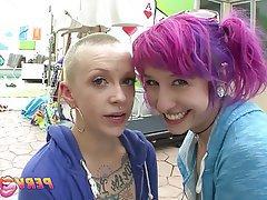 Anal, Lesbianas, MQMF, Tatuaje