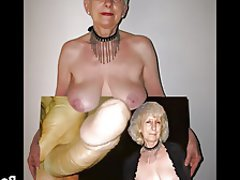 Granny, Cumshot, MILF, Mature