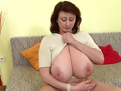 grannie porn clip Grannie Content - Watch - Relax, gilf lover.